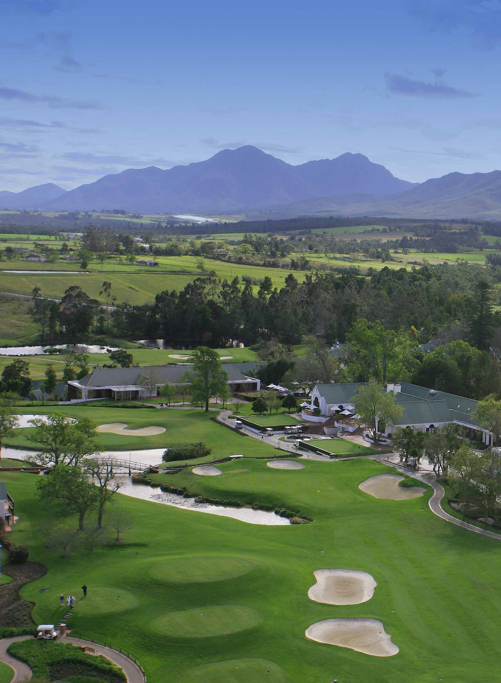 Golf at Fancourt