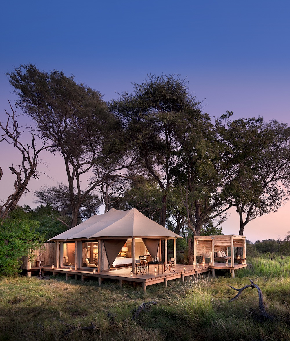 Okavango Nxabega Safari Lodge