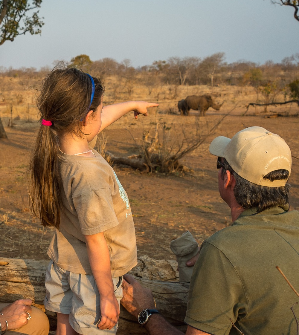 Victoria Falls Family Safari