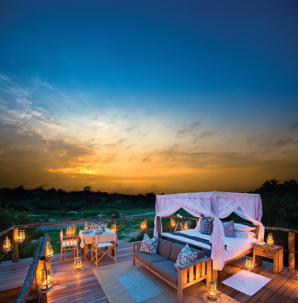 Lion Sands Greater Kruger Treehouse