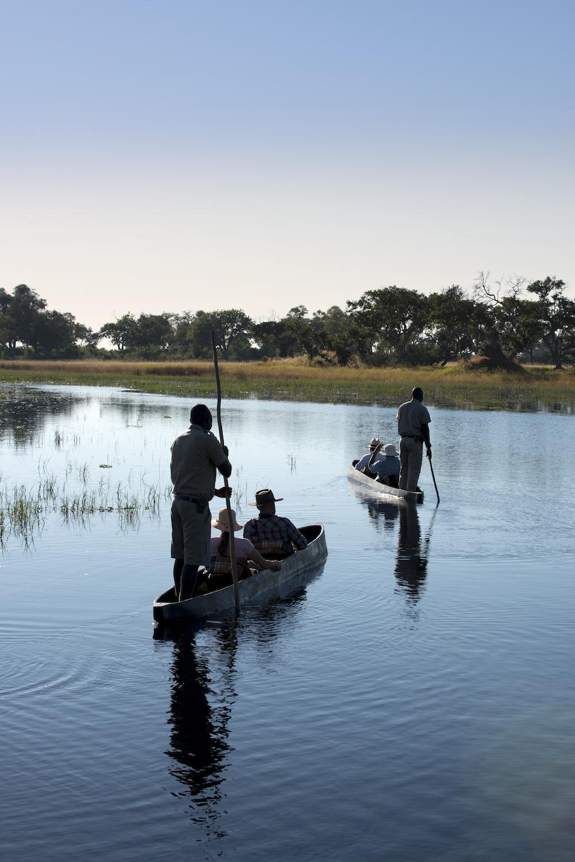 Mokoro Trips Okavango