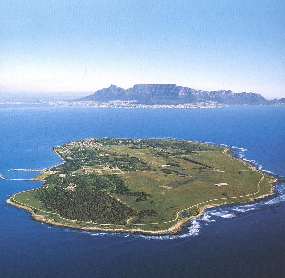 Robben Island & Table Mountain