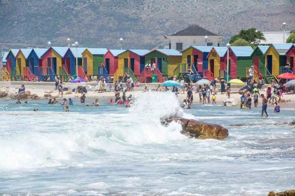 Cape Town St James Beach