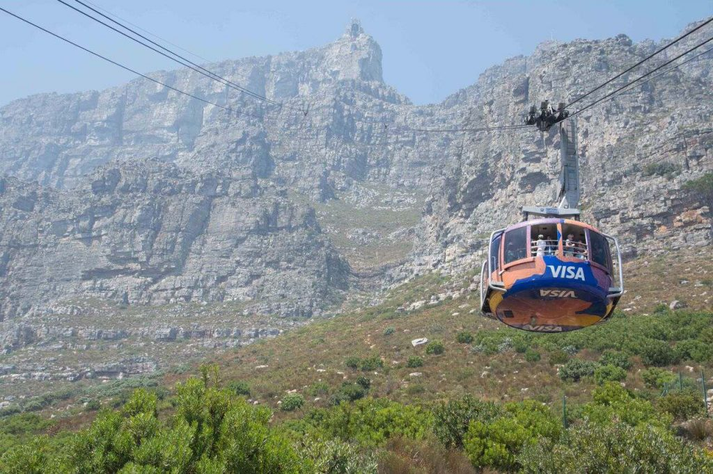 Cape Town Table Mountain Cableway