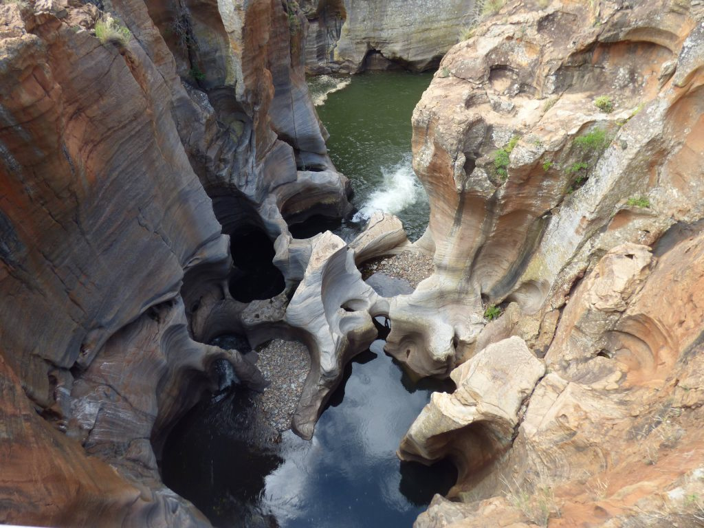 Bourkes Luck Potholes Epic Africa Panorama Route
