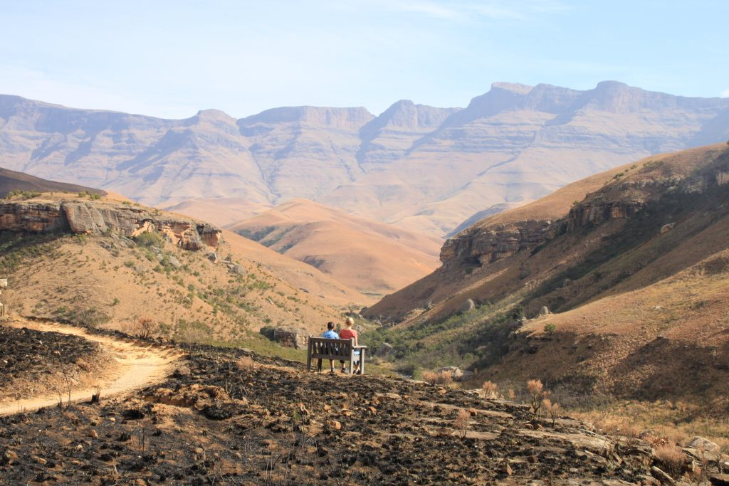 Epic Africa tailor-made tour Drakensberg mountains